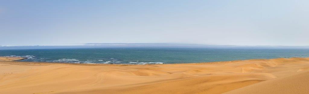 Namibia zwischen Atlantik und Wüste.