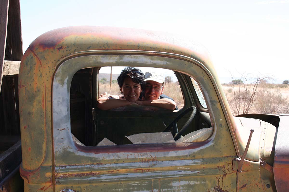 Canyon Roadhouse im Süden von Namibia.