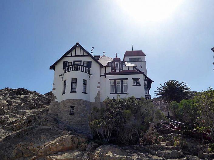 Lüderitz, Goerke Haus.
